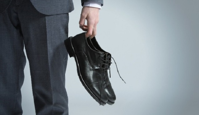 Кожаная обувь практична, элегантна и удобна / Фото: sovremennoedomovodstvo.ru