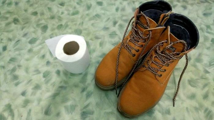 В каждом доме есть предметы, при помощи которых можно высушить обувь / Фото: sovremennoedomovodstvo.ru