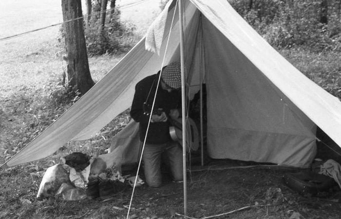 Советские люди охотно путешествовали по просторам СССР/Фото: zagony.ru