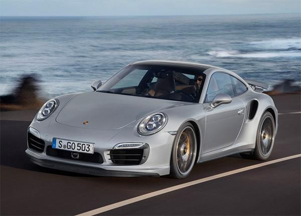 Porsche 911 Turbo и Turbo S 2014 года – две модели к 40-летнему юбилею