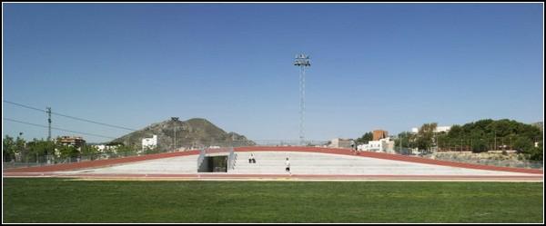 Трехмерный стадион 3D ATHLETICS TRACK