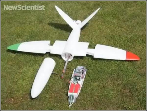 Sulsa - первый в мире самолет, напечатанный на принтере