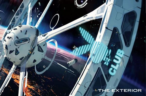 Орбитальный клуб от Playboy и Virgin Galactic