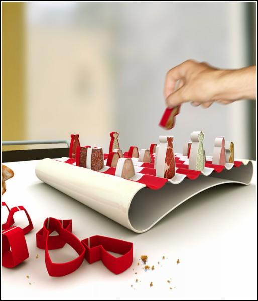 Съедобные шахматы
