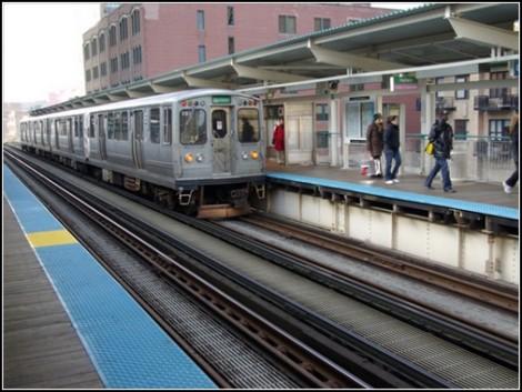 Будущий сад в метрополитене Чикаго