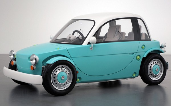 Toyota Camatte – автомобиль для детей