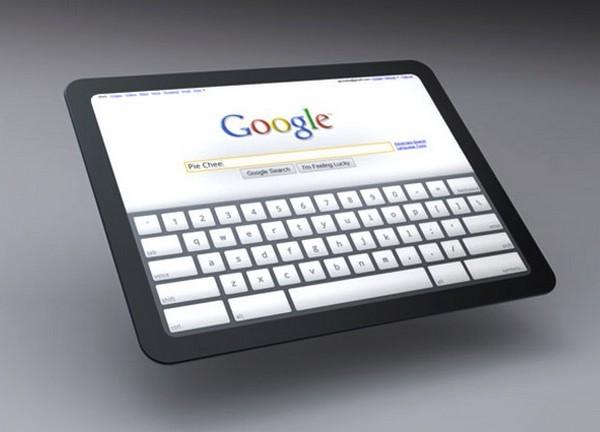 Nexus – дешевый планшет от Google и Asus