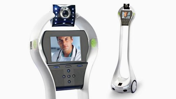 Домашний робот вместо больничного стационара