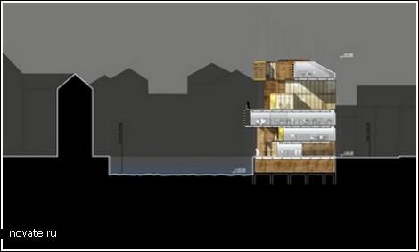 Земляной дом в Лидсе