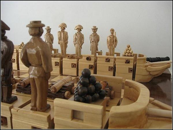 Военно-морские шахматы