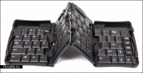 Клавиатура, которую можно носить в кармане
