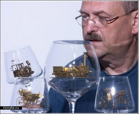 Техника в бокале