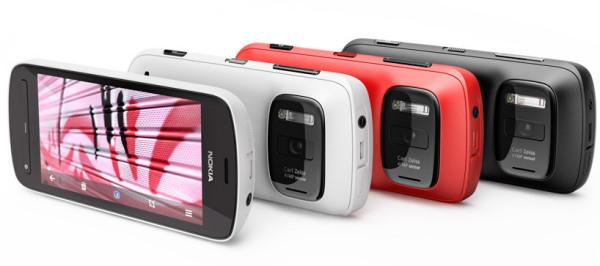 Nokia 808 � ������� � 41-�������������� �������