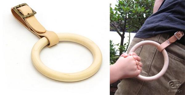 Деревянное кольцо от rinao design, которое отучит детей теряться