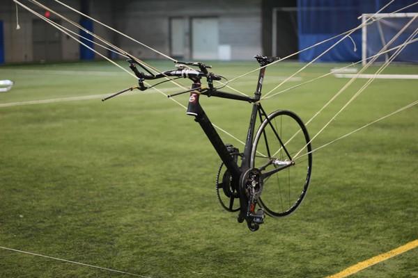 Веловертолет Atlas: серьезная заявка на Премию имени Сикорского