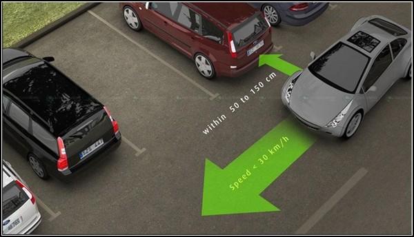 Доверить парковку автомобилю