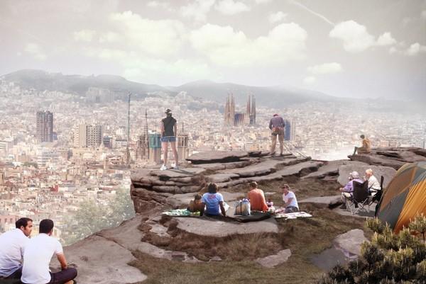 Barcelona Rock – хостел-скала для экстремалов