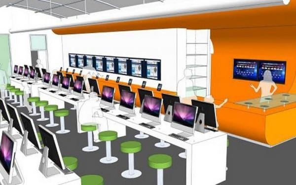 BiblioTech – первая в мире библиотека без книг