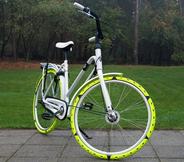 Bicycle Tire Spikes — зимняя резина для велосипедов