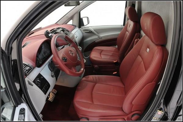 Mercedes-Benz для отдыха и работы