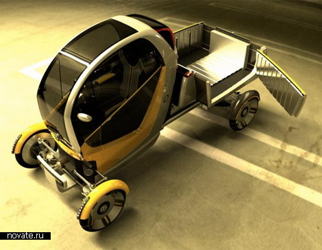 Машина-муравей