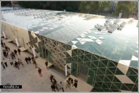 Международный дизайнерский центр в Сент-Этьене