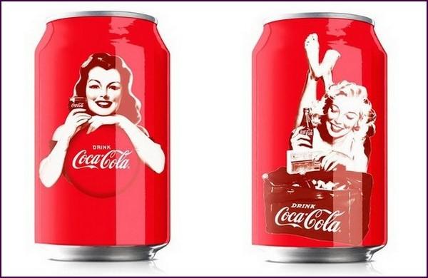 ��������� ����� Coca-Cola � ����� ���-��