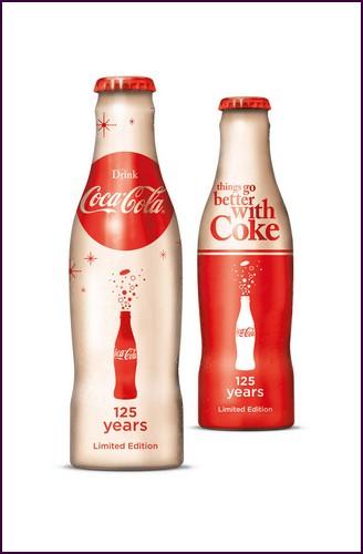 Юбилейные банки Coca-Cola в стиле пин-ап