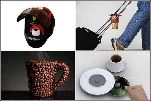 Гаджеты и девайсы для любителей кофе