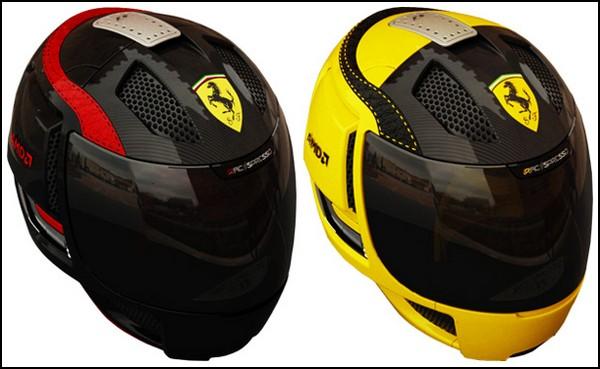 Кофеварка для фанатов Ferrari