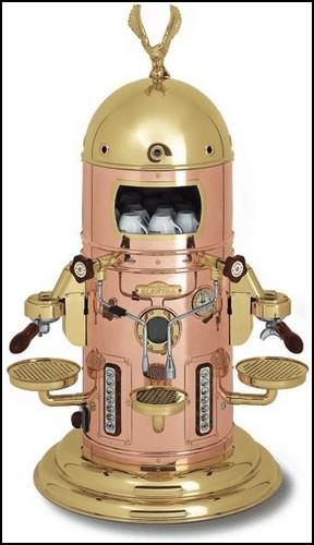 Кофейный робот