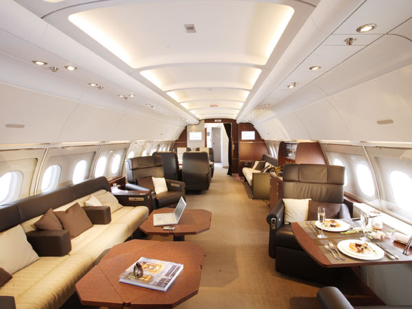 Largest Private Jet Interior Pictures To Pin On Pinterest  PinsDaddy