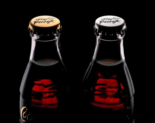 Daft Coke – ограниченный выпуск Кока Колы от Daft Punk и Coca Cola