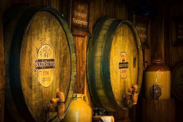 Green Dragon Pub — питейное заведение из «Хоббита»