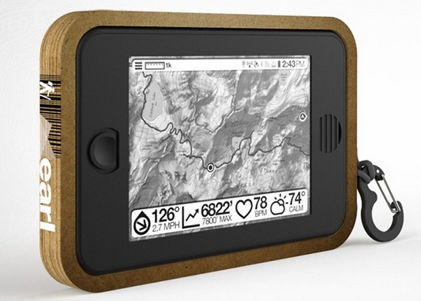 Earl – первый в мире планшет для выживания