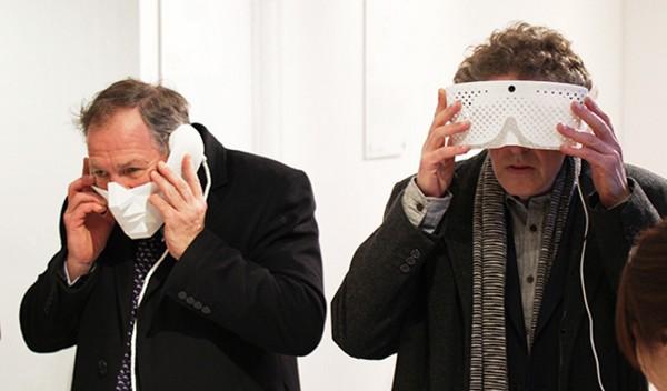 Eidos – маски для улучшения слуха и зрения