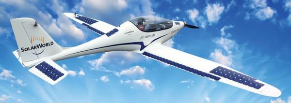 Elektra One – первый солнечный самолет