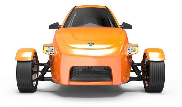 Экономный автомобиль за 6800 долларов от Elio Motors