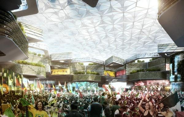 FREE City — мексиканский город будущего