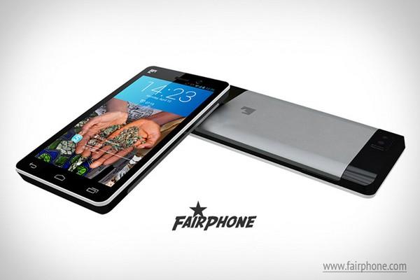 Fairphone – «этичный» мобильный телефон для защитников природы и людей