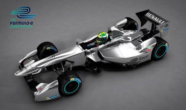 Formula E – главные гонки электрических автомобилей