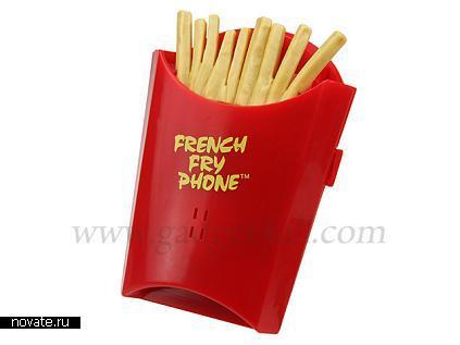 Телефон родом из McDonald's