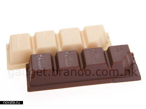 Шоколадные зажигалки