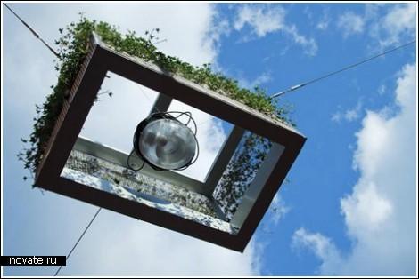 «Зеленые» светильники для зеленого Эйндховена