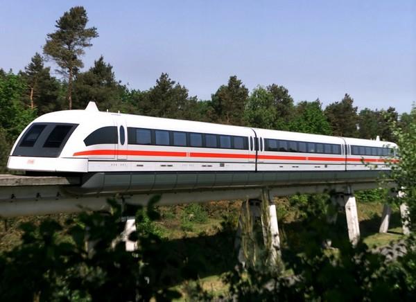 Зеленое будущее германских железных дорог