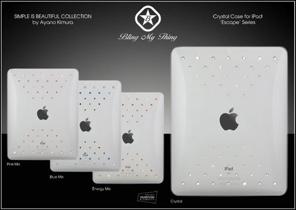 iPad и iPhone со Swarovski