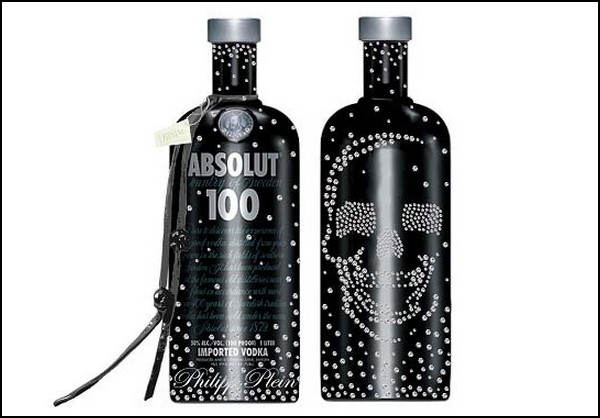 Gifts-Bling-lovers-4 Кристальный блеск Absolut Vodka от Philipp Plein