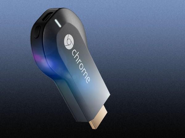Google Chromecast – миниатюрная приставка, которая свяжет телевизор с мобильными устройствами