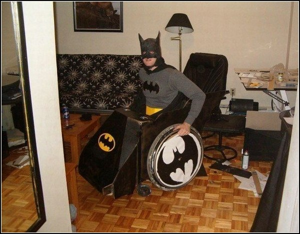 Костюм Бэтмена для Хэллоуина