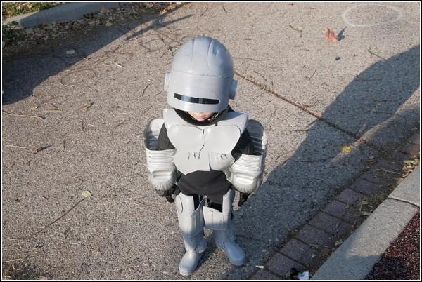 Костюм Робокопа для Хэллоуина